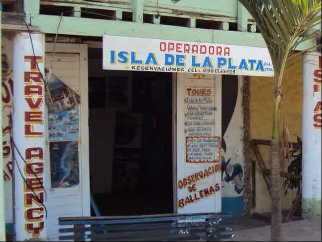 Isla de la plata-Puerto Lopez