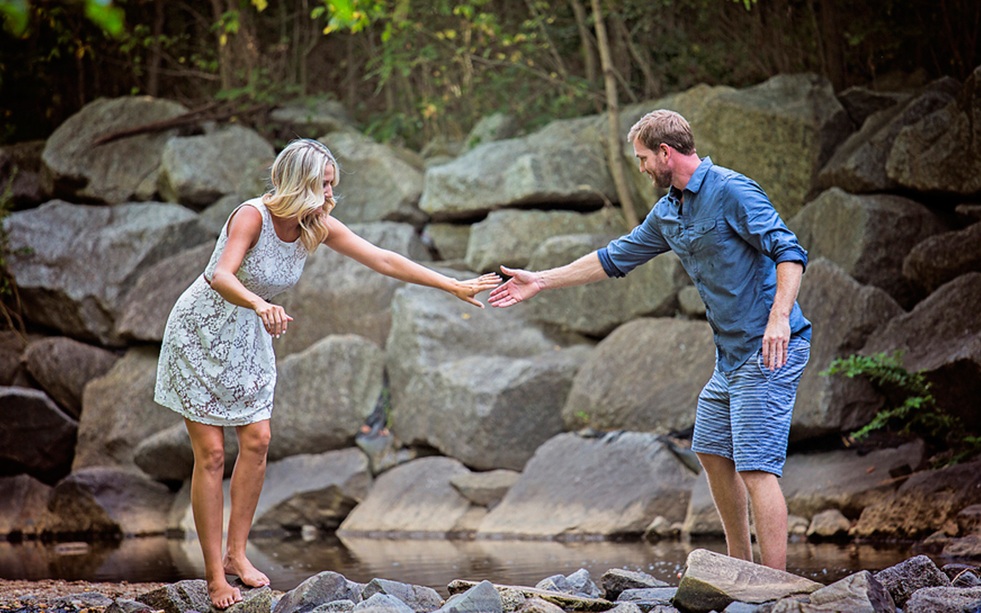 The perfect proposal? A storybook of their love story!