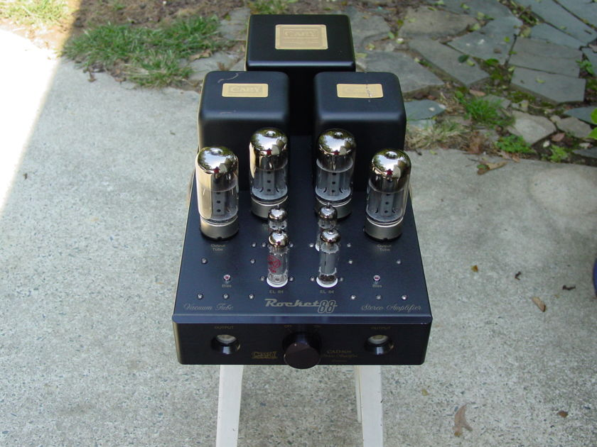 Cary Audio Design CAD-808R (Rocket 88R) Stereo Tube Amplifier