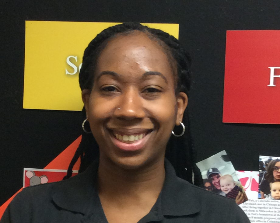 Ms. Chiresse , Administrative Assistant