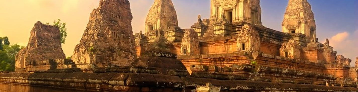 Экскурсионная программа по основным храмам большого круга Ангкора в сопровождении русского гида