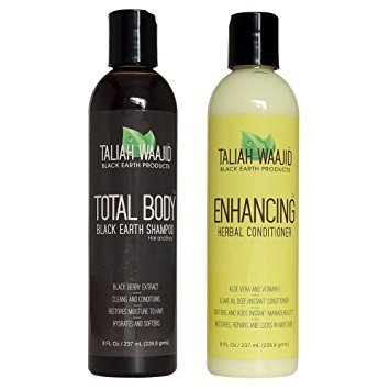 taliah waajid black owned hair brands