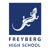 Freyberg High School logo