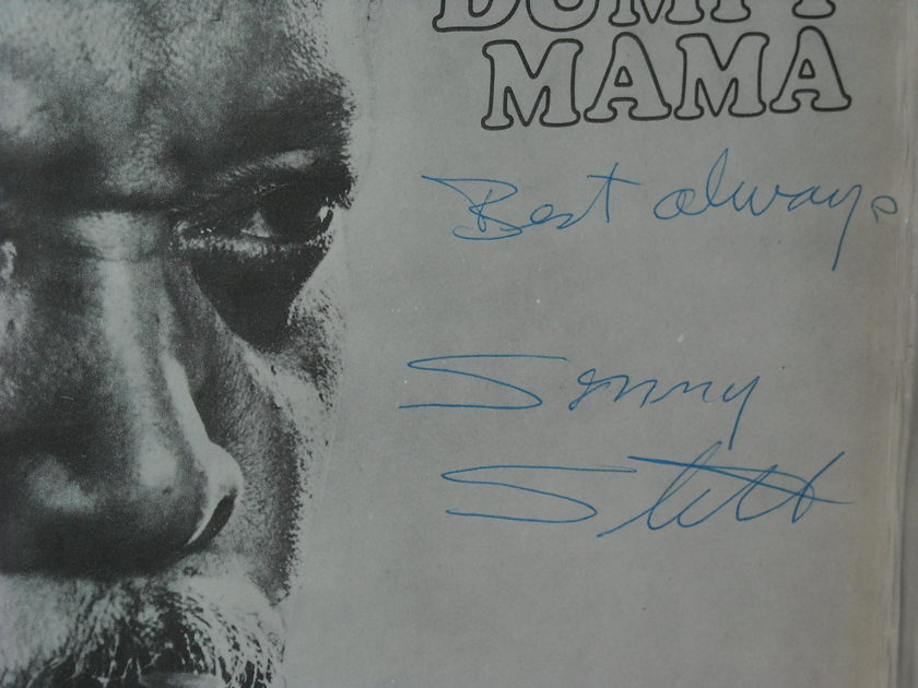 Sonny Stitt - Dumpy Mama Flying Dutchman LP (c)
