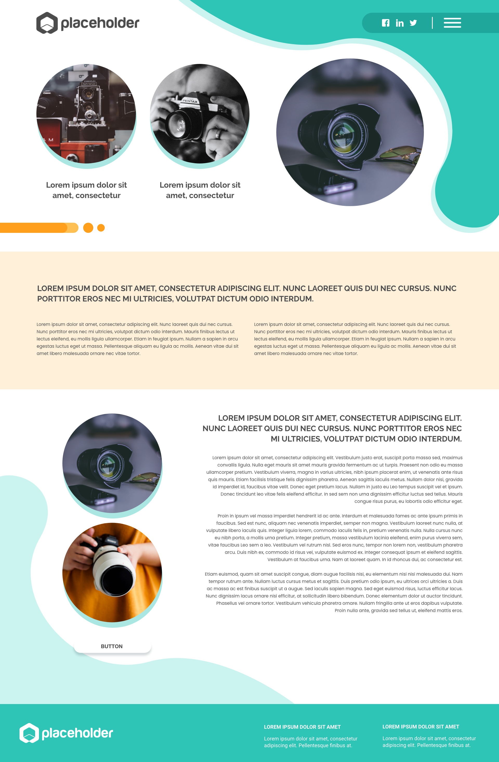 Lens template's gallery image