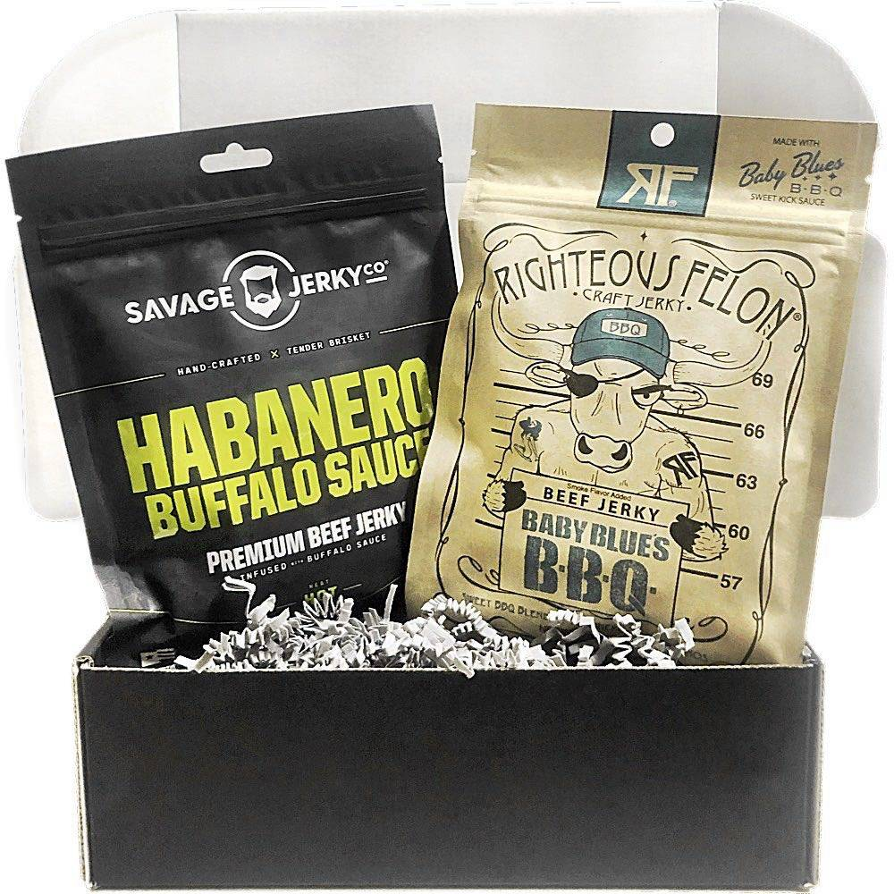 Beef Jerky Subscription Box - JerkyGent Mini