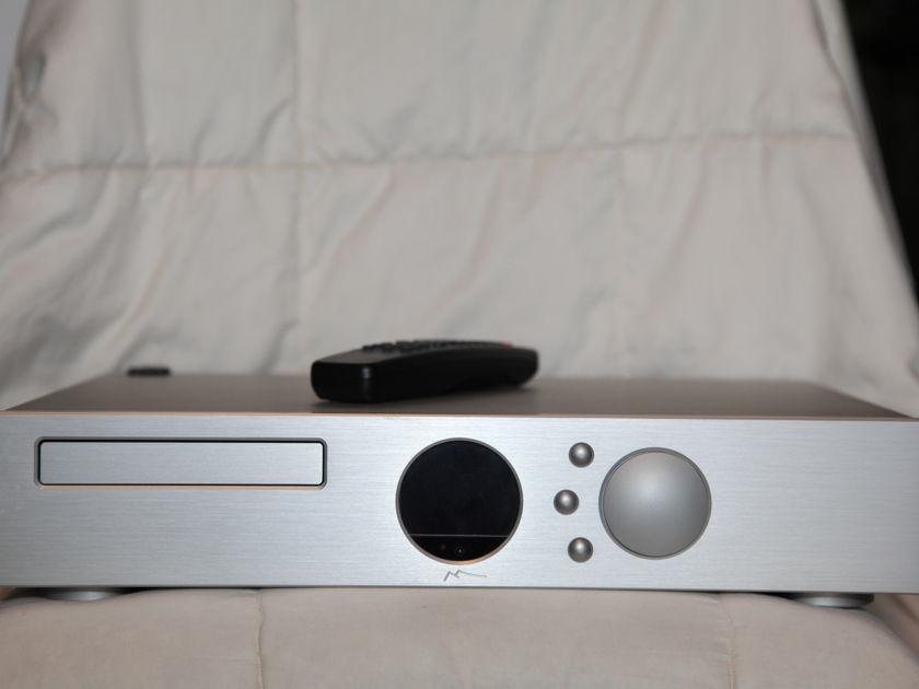 Caryn FOG CD player w/remote volume