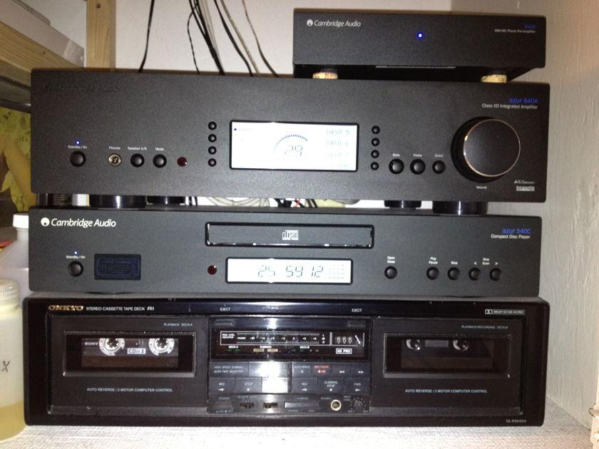 Cambridge Audio 540C v2 CD Player