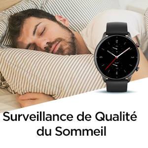 Amazfit GTR 2e - Surveillance de Qualité du Sommeil