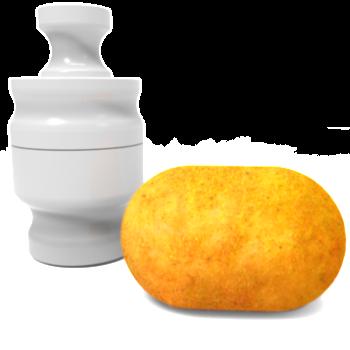 Arancinotto stampo per arancini ovali