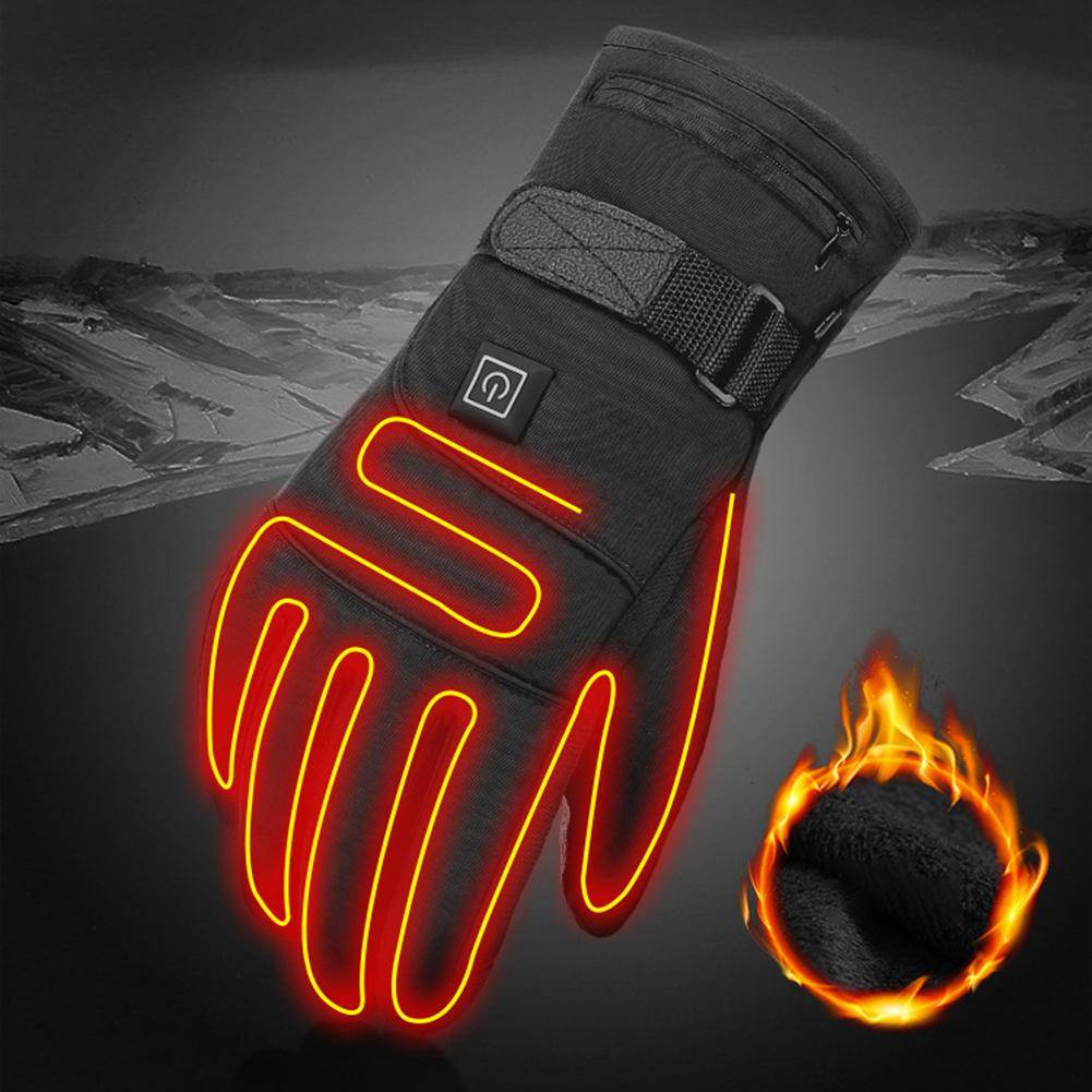 motorcyle heated gloves