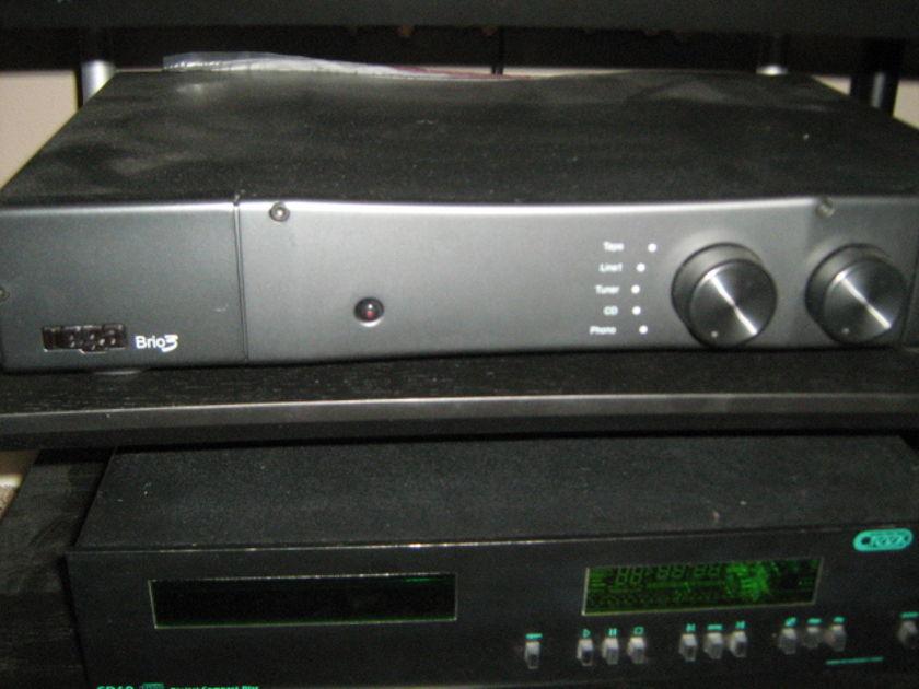Rega Brio Integrated Amp