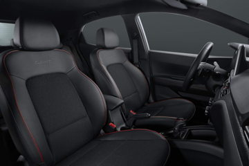 Hyundai HB20 Sport Interior