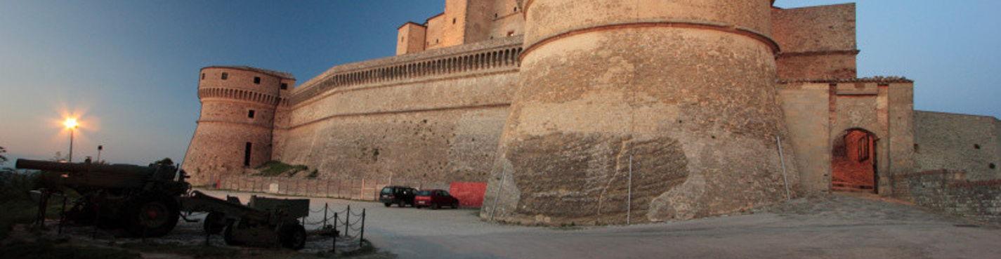 Сан Лео — город крепость