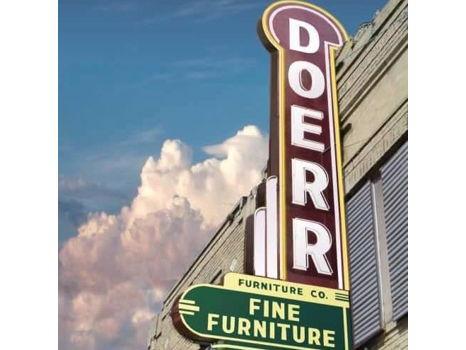$150 Doerr Furniture Gift Card