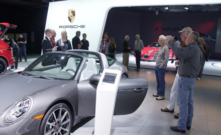 2019 LA Auto Show Breakfast- Porsche Club Members