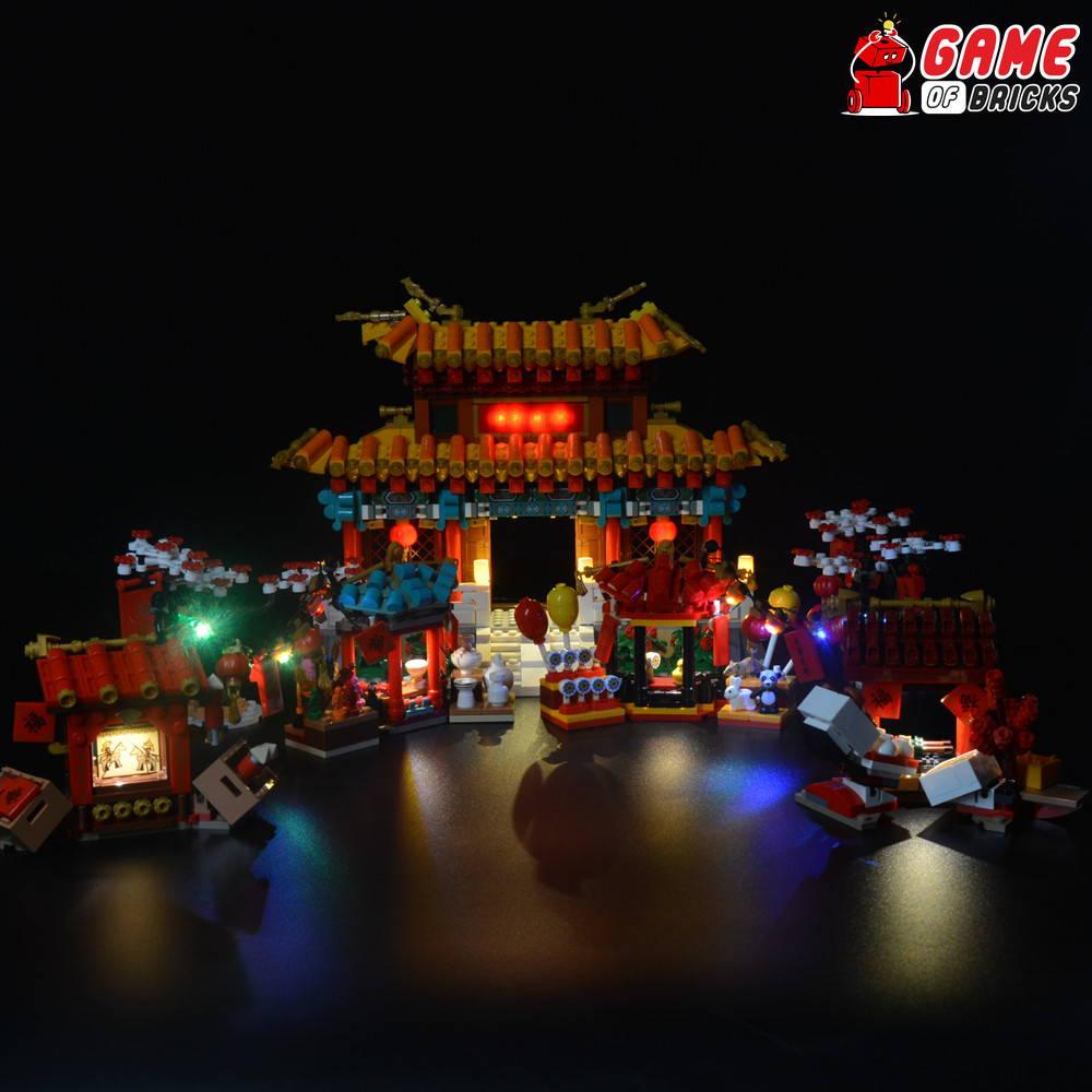 lego 80105 lego lights