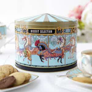 Fortnum and Mason Merrygoround Biscuits