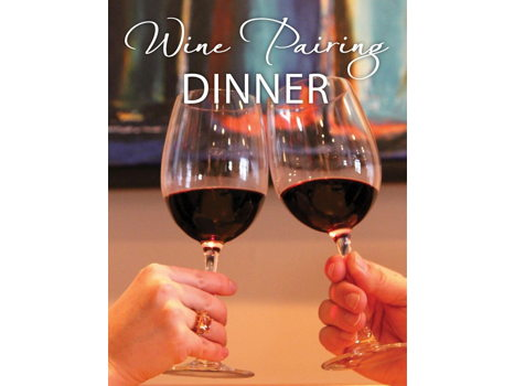 Dinner & Wine Pairing for 8