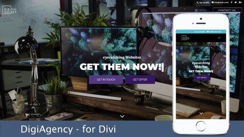 Digital Agency Child Theme | Save now 70%!
