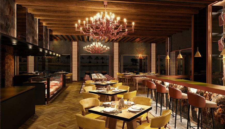 Nusr-Et Steakhouse image