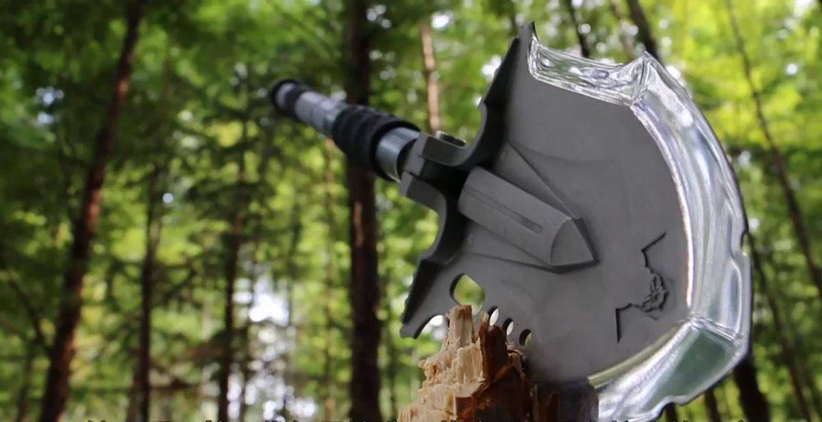 Survival shovel, tactical shovel, camping shovel, military shovel, F-A3, Zune Lotoo, ultimate survival tool, etool