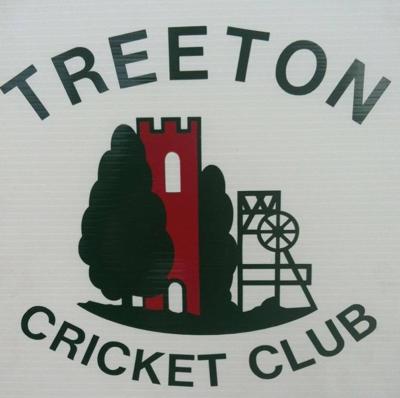Treeton Cricket Club Logo