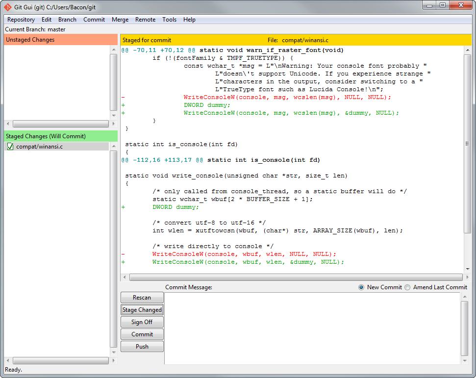 Git for Windows vs TortoiseGit detailed comparison as of