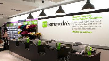 Barnado's shop