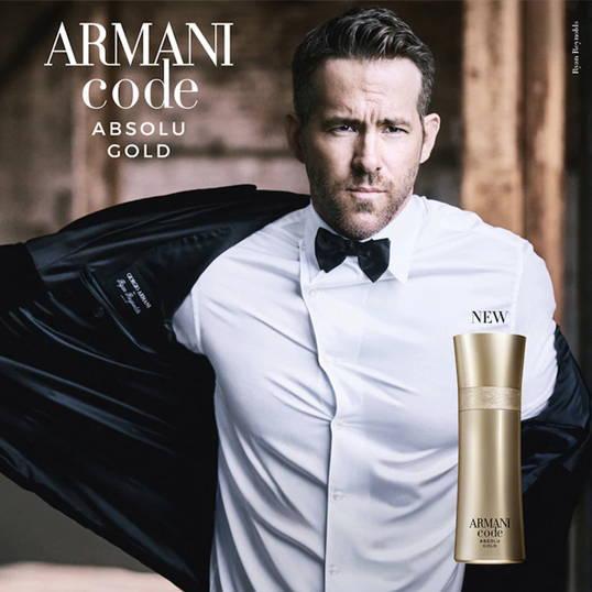 Perfume Armani Code Absolu Gold en Club de Fragancias