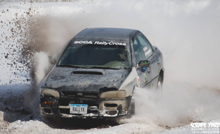 IA Region February 2019 Rallycross near Vinton