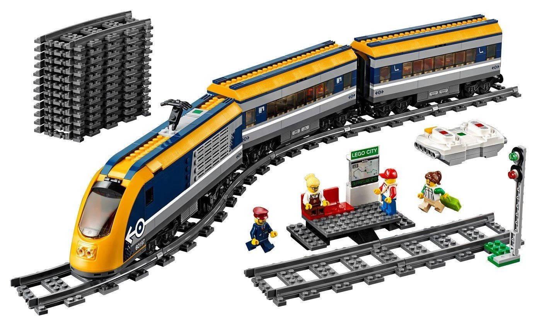 LEGO Passenger Train 60197