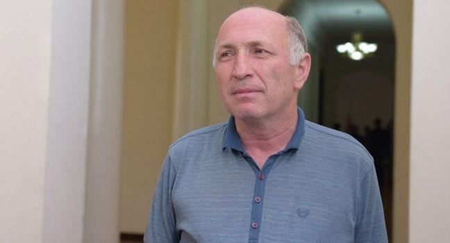 Поздравление Владимиру Зантария с Днём рождения