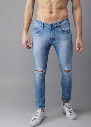 Мужские джинсы / брюки / шорты