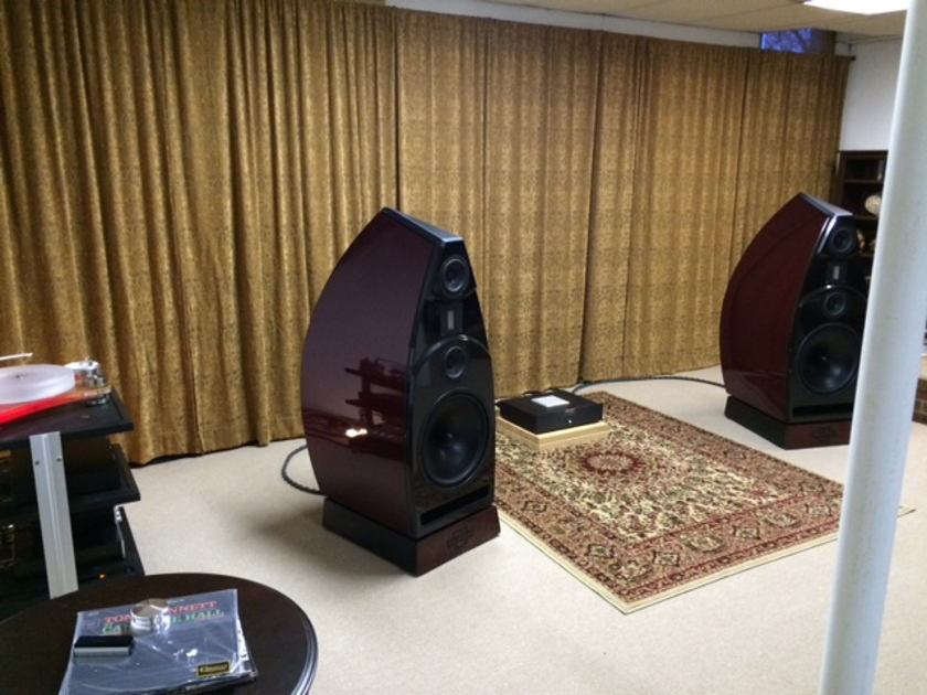 Vapor Audio Nimbus Black in showroom condition