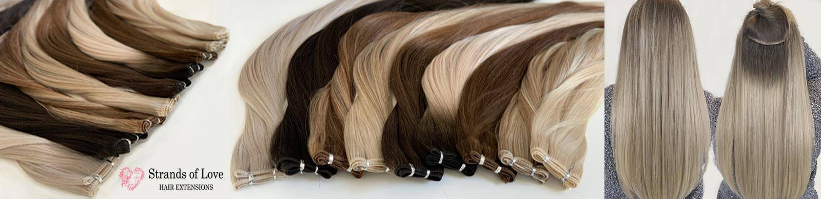 Strands Of Love Hair Extensions Wefts Image