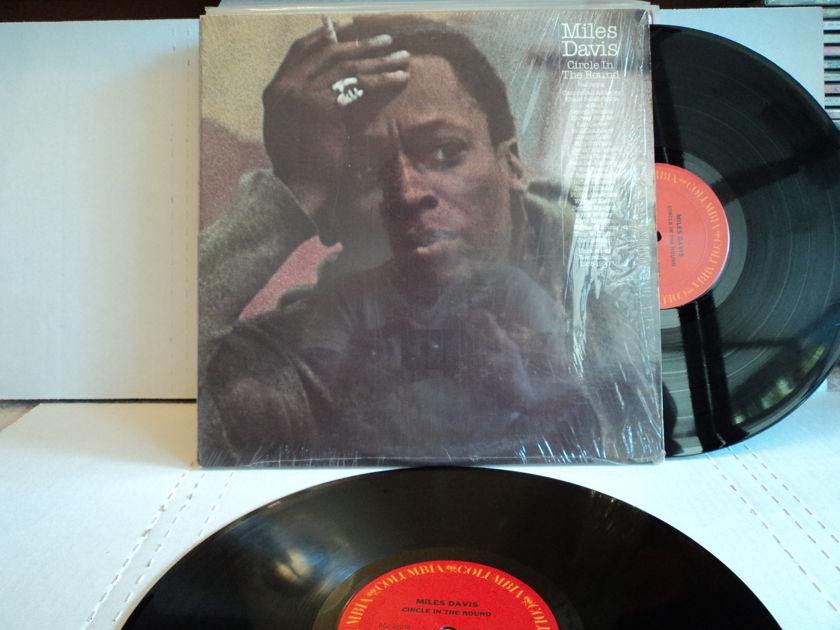 Miles Davis  - Circle In The Round 1979 2 LP set
