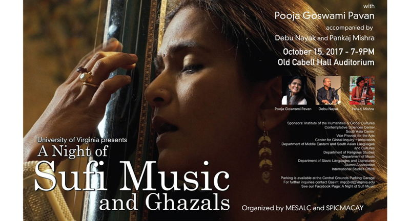 A Night of Sufi Music