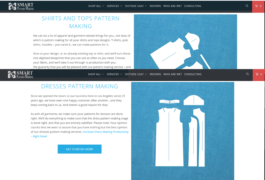ᐅ SmartPatternMaking.com | All In One- Pattern Making Platform img8
