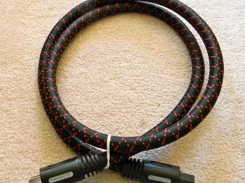 PS Audio Statement, SC AC cord, 2m, Perfect