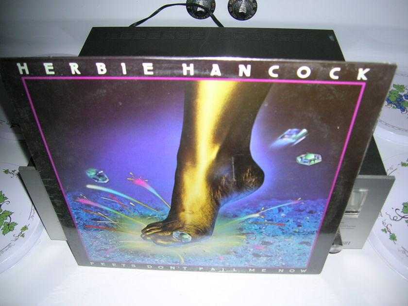 Herbie Hancock/Sealed/ - Feets Don't Fail Me Now/ 1979 LP