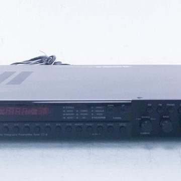 CT-6 Stereo Preamplifier