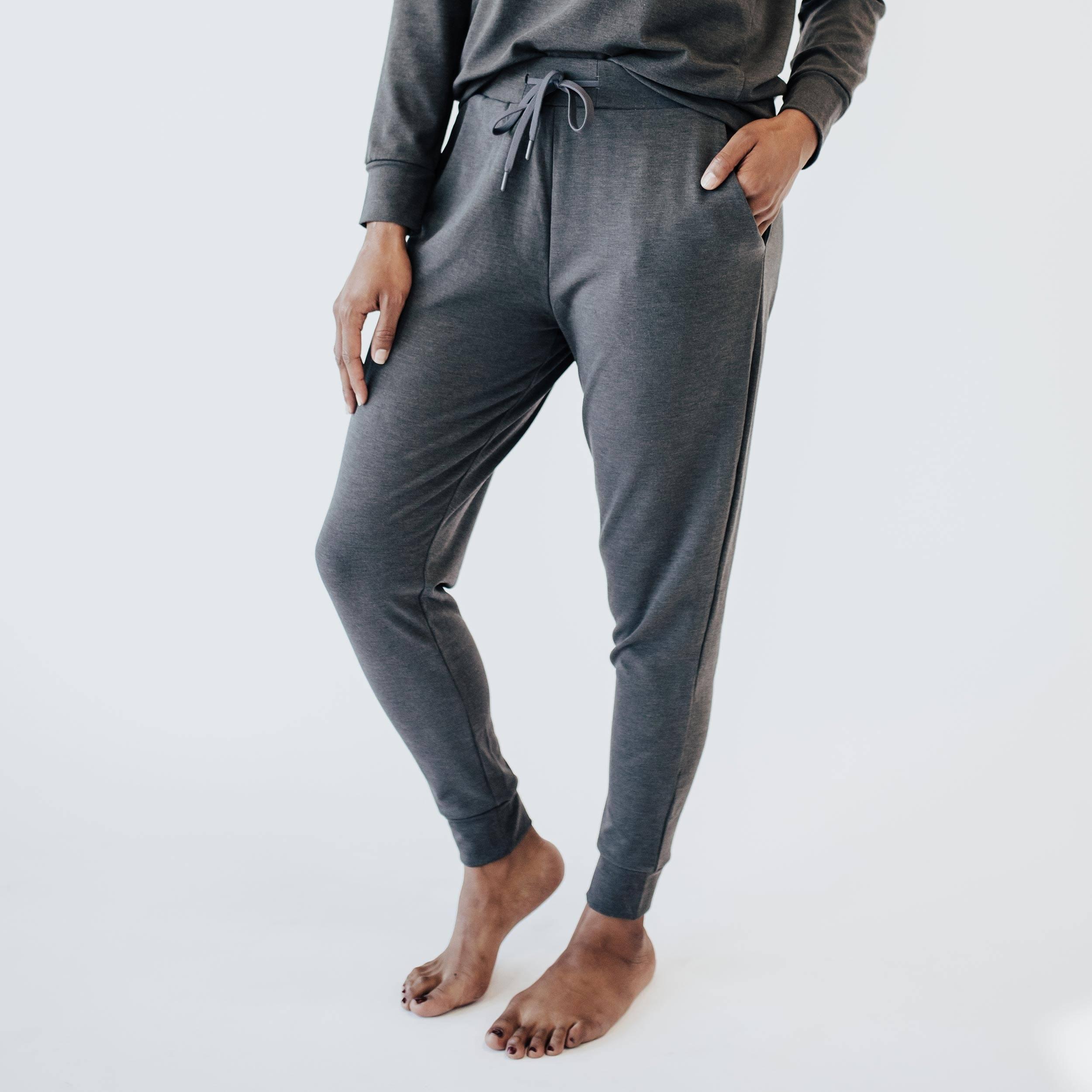 cozy earth joggers sleepwear