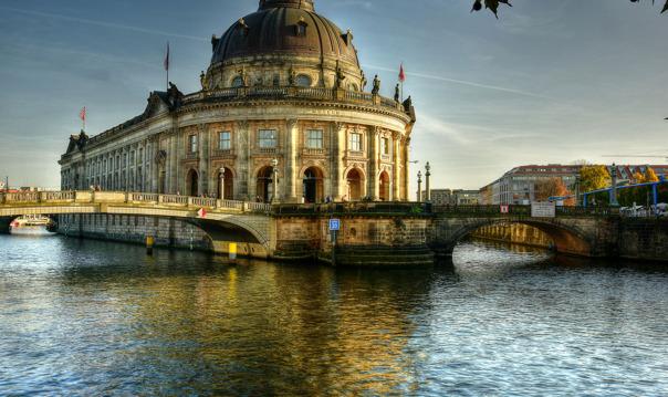 Обзорный тур по Берлину