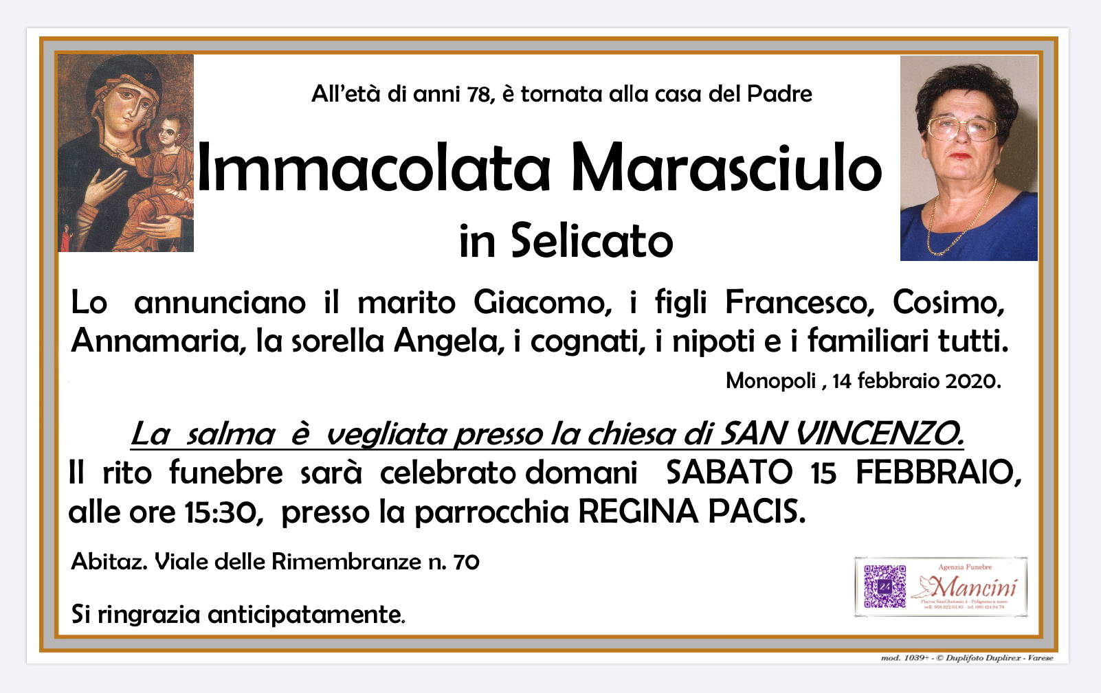 Immacolata Marasciulo
