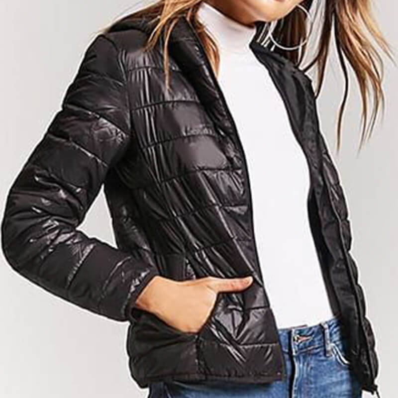 puffer jacket for women from forever 21