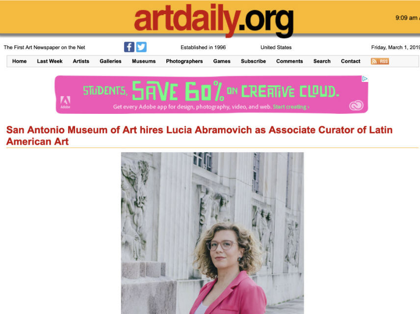 Lucia Art Daily