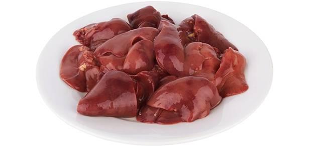 Pet Chef raw chicken liver ingredients