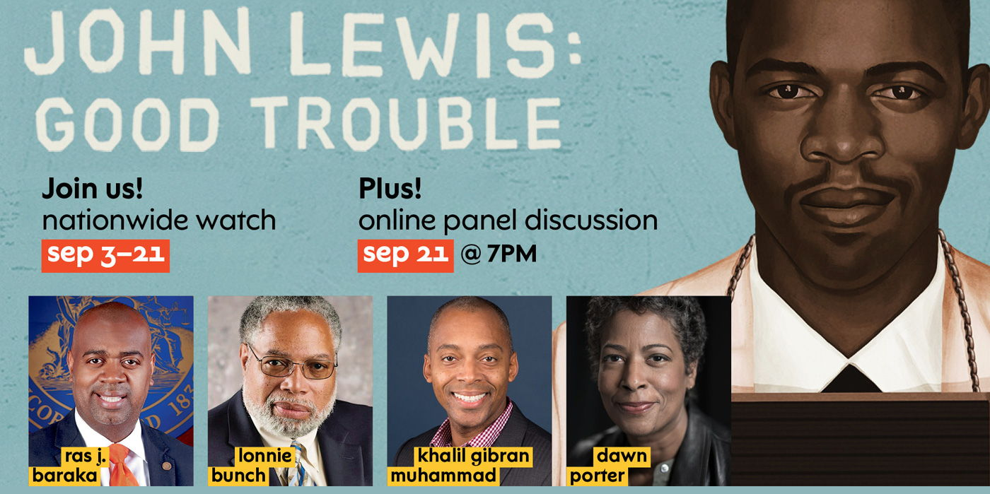 John Lewis: Good Trouble at the Shubert Theatre