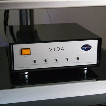 VIDA - LCR type phono stage